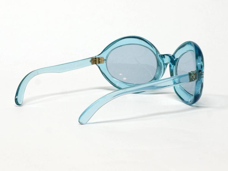 1960s Pierre Marly sunglasses model Domino 6