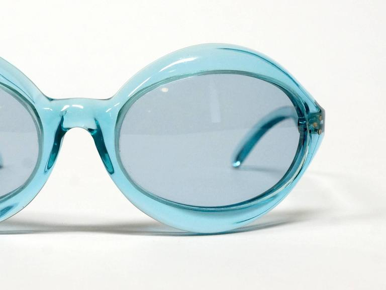 1960s Pierre Marly sunglasses model Domino 8