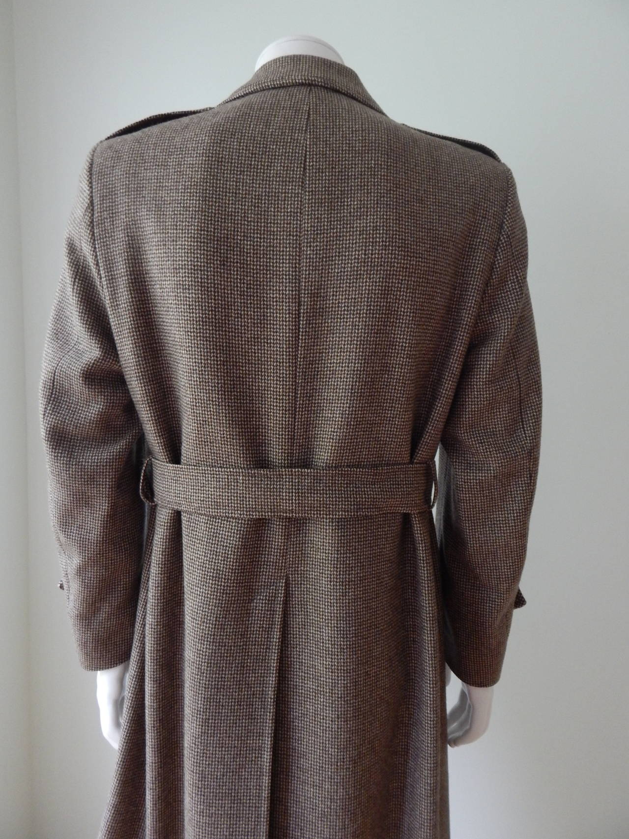 Yves Saint Laurent Mens Coat 8