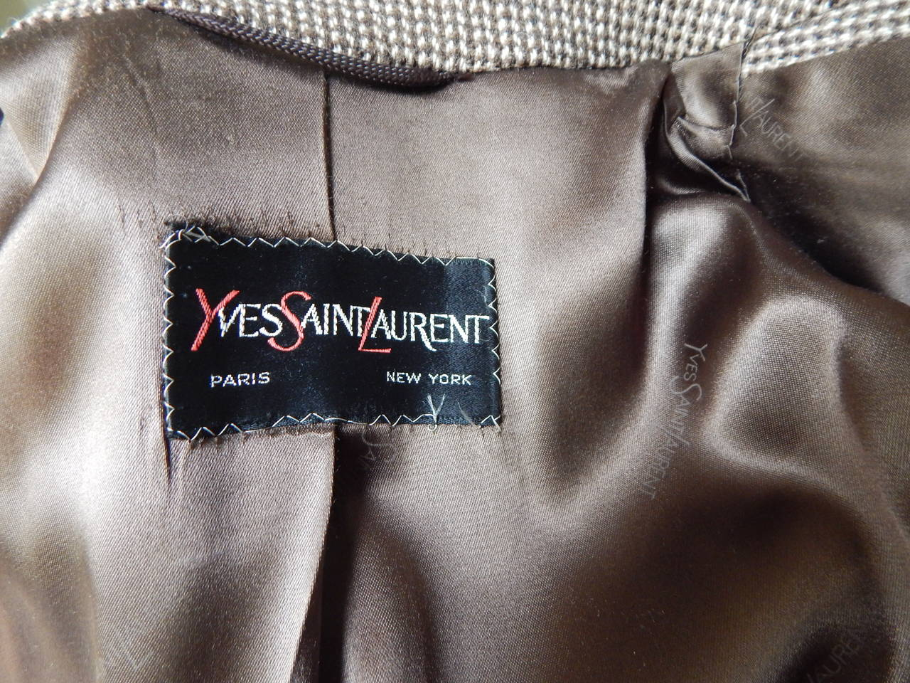 Yves Saint Laurent Mens Coat 10