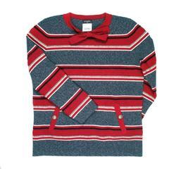 Chanel - Striped Cashmere Sweater