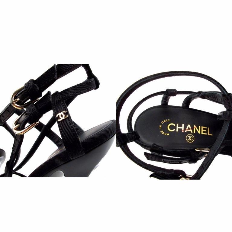 Chanel - 2015 Heels 7