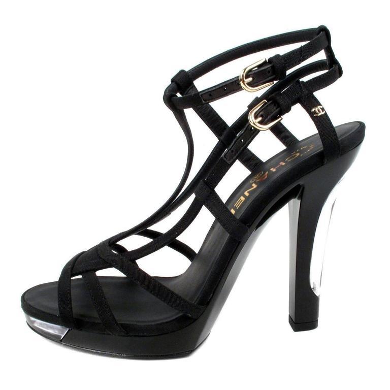 Chanel - 2015 Heels 2