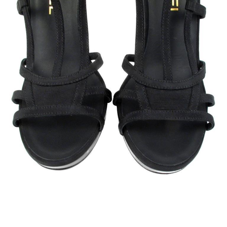 Chanel - 2015 Heels 9