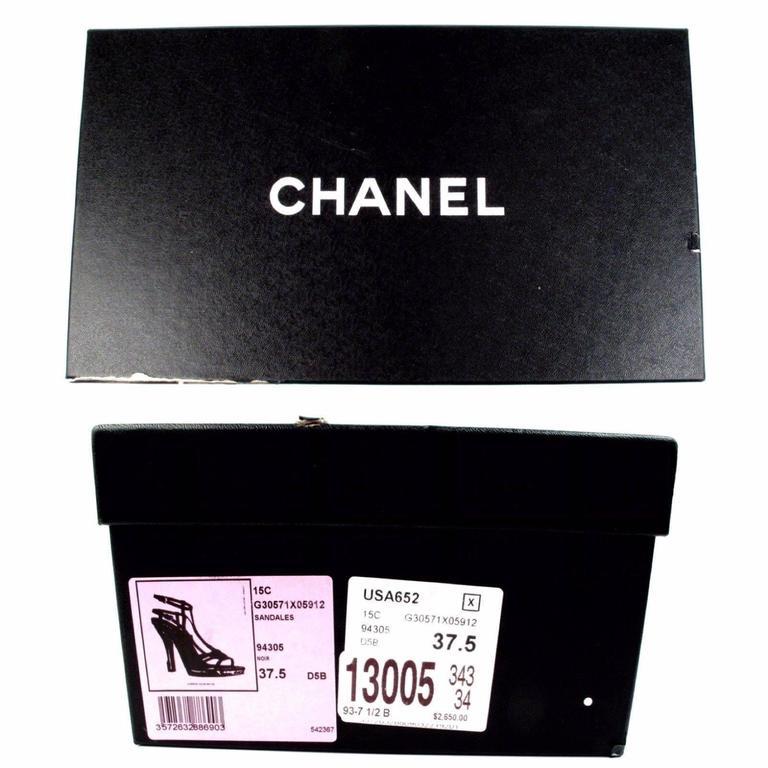 Chanel - 2015 Heels 10
