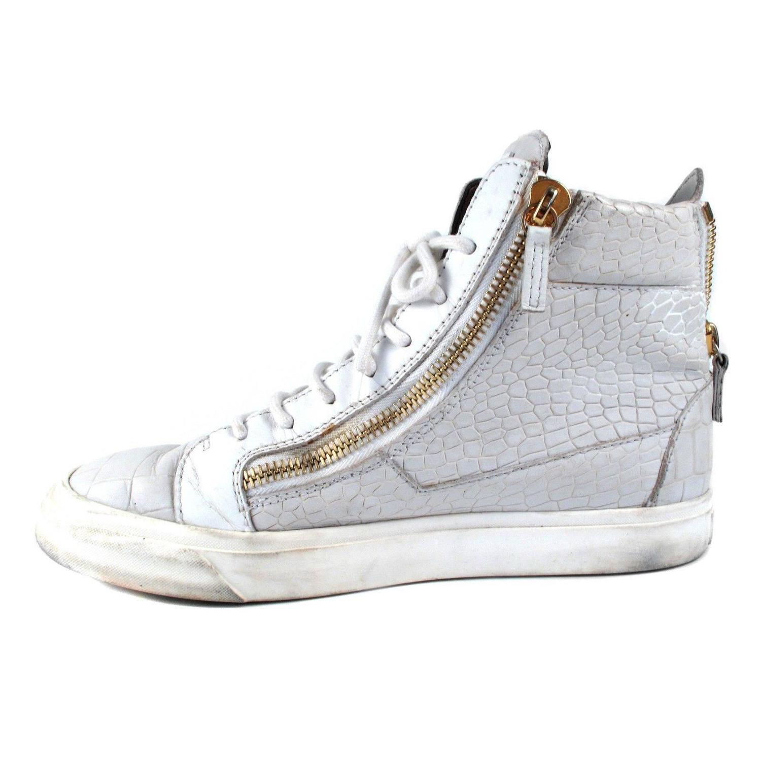 white and gold giuseppe sneakers 28 images shoes