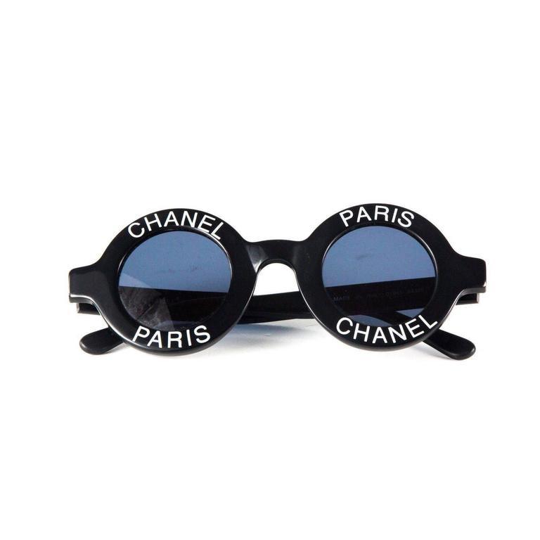 45002215e4ea Vine Chanel Round Sunglasses Replica Les Baux De Provence