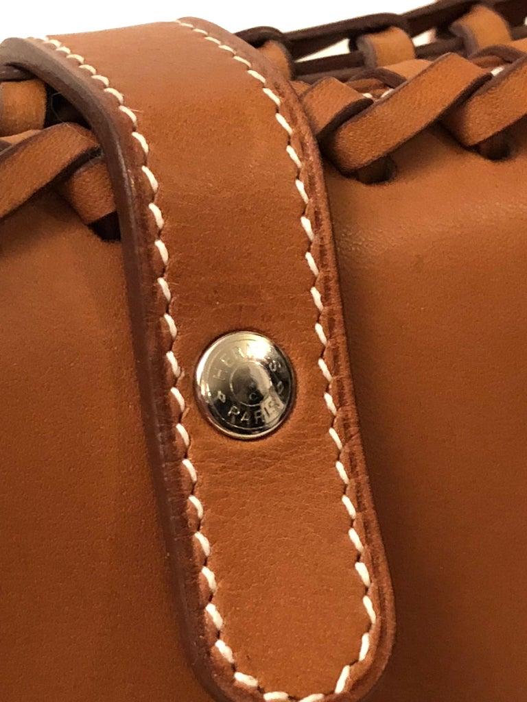 Hermes 24 Limited Edition Bolide Picnic Bag  For Sale 4
