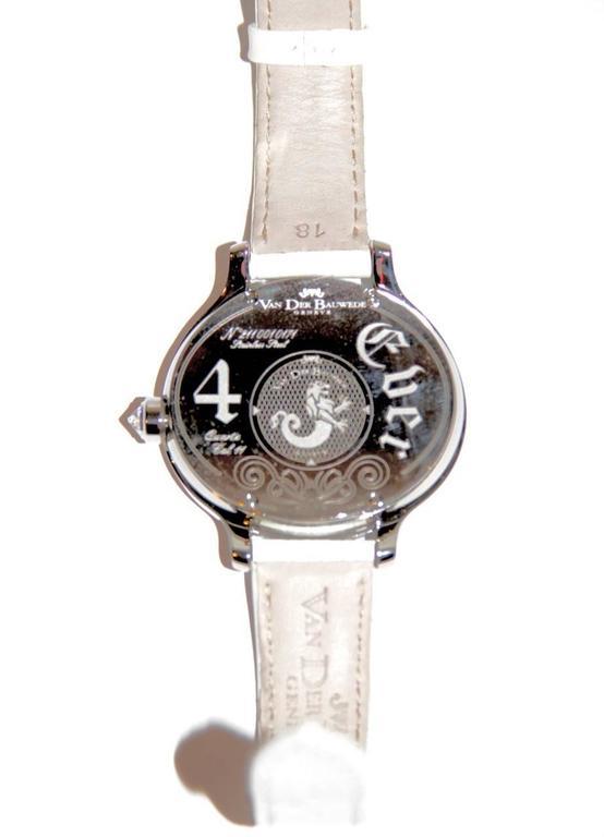 Van Der Bauwede Watch - Shamrock Collection - Swiss-Made - Pristine Condition  For Sale 1