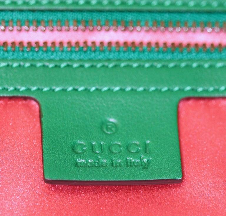 1e203e31e6a4 GUCCI GG Marmont Maxi Handbag Quilted Floral Jacquard For Sale 9