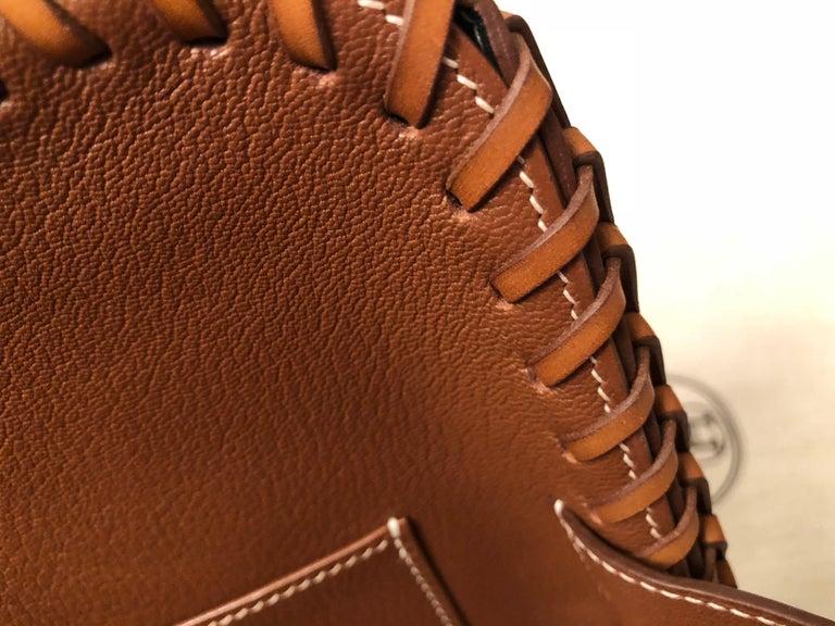 Hermes 24 Limited Edition Bolide Picnic Bag  For Sale 3