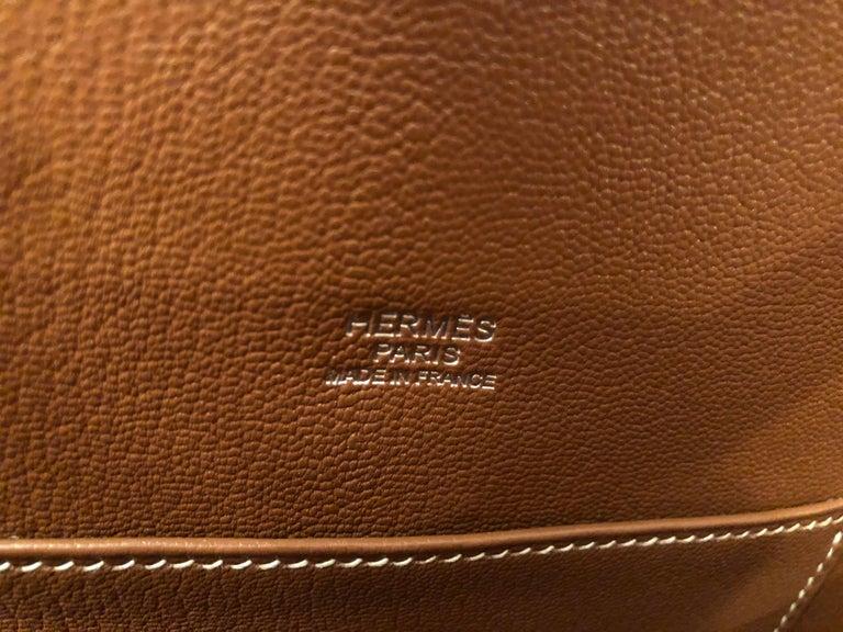 Hermes 24 Limited Edition Bolide Picnic Bag  For Sale 6