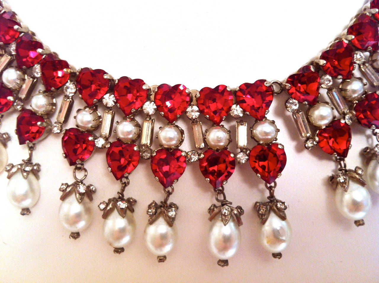 1950s Roger Jean Pierre for Christian Dior Necklace 3