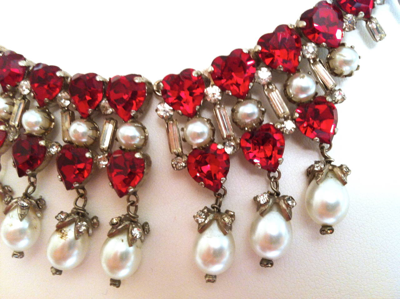 1950s Roger Jean Pierre for Christian Dior Necklace 5