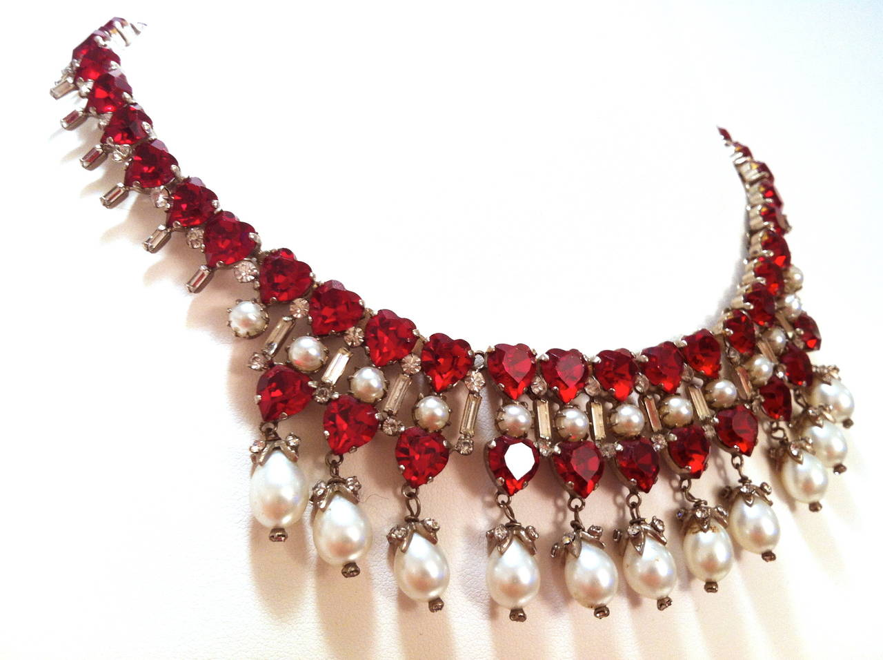 1950s Roger Jean Pierre for Christian Dior Necklace 4