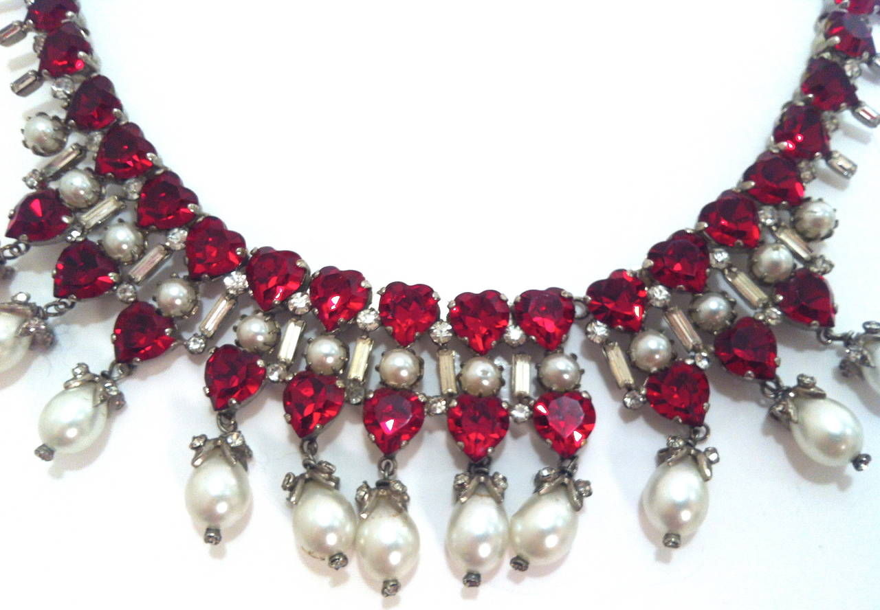 1950s Roger Jean Pierre for Christian Dior Necklace 6