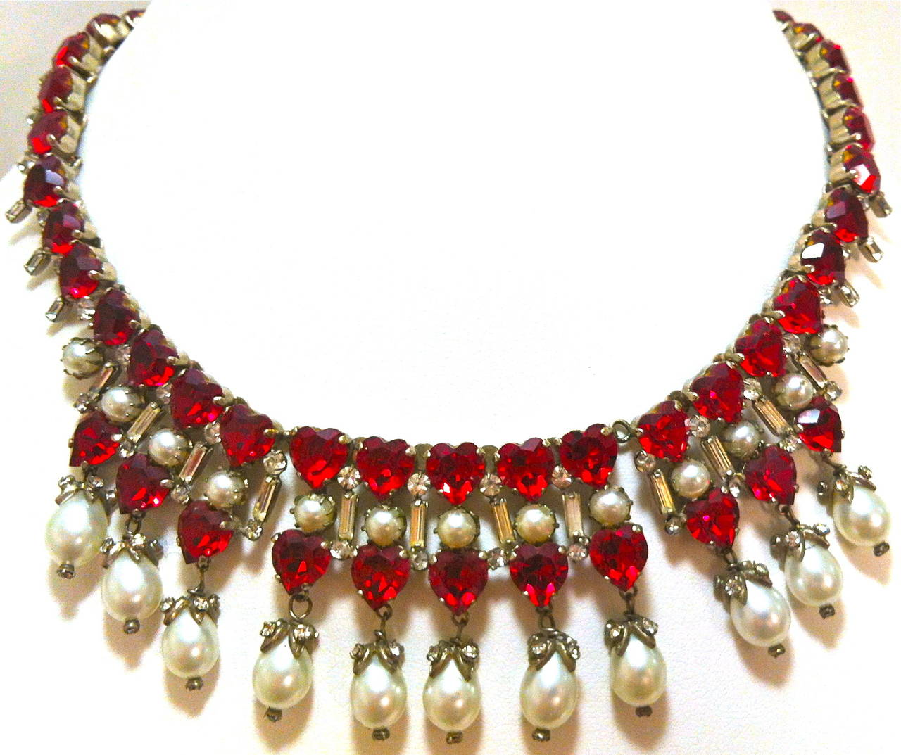 1950s Roger Jean Pierre for Christian Dior Necklace 2