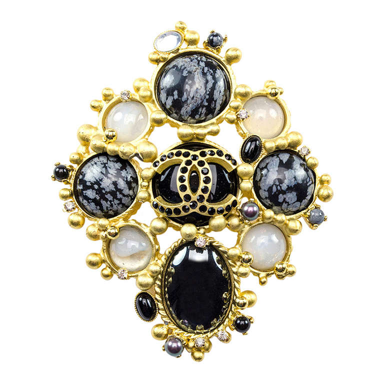 Chanel Under The Sea Brooch For Sale