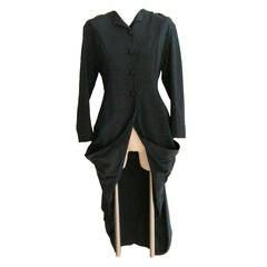1990s Martine Sitbon Amazing Skirt Suit