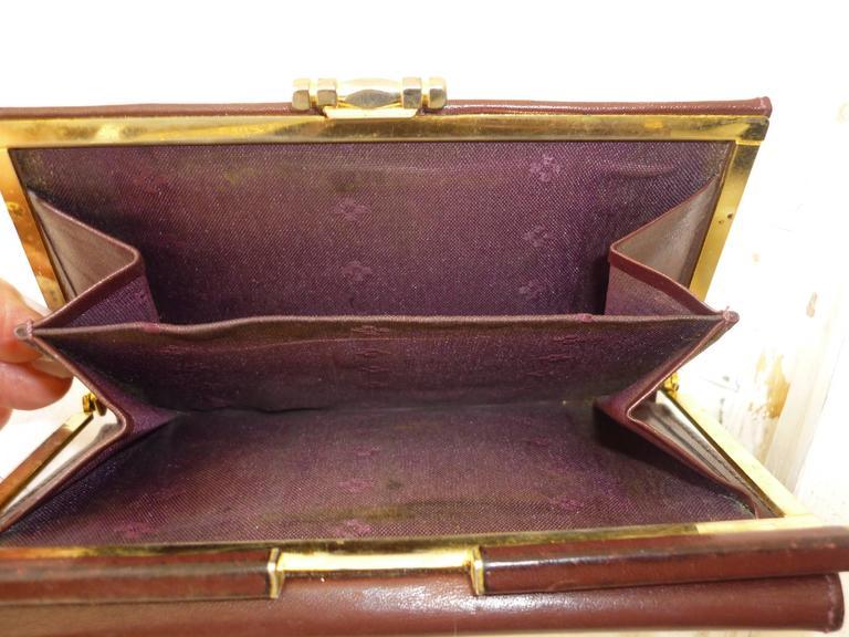 Cartier Vintage Wallet Change Purse At 1stdibs