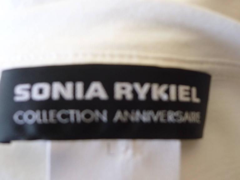 Women's or Men's Sonia Rykiel 40th Anniversary