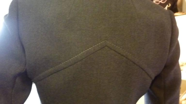 Museum Quality 1960s Grey Wool Suit from the Master of Mod (S) 7