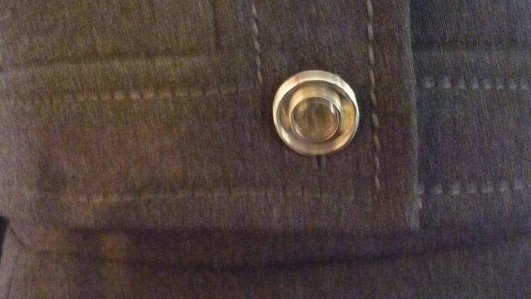 Museum Quality 1960s Grey Wool Suit from the Master of Mod (S) 8