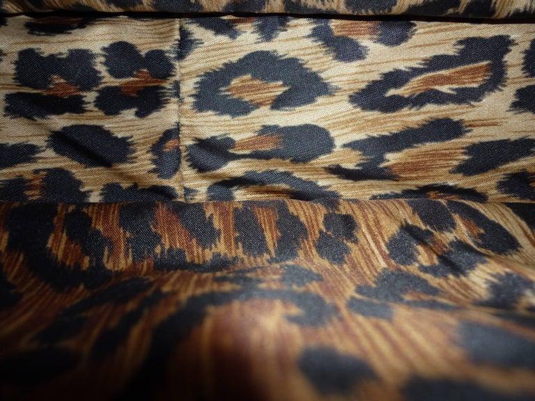 Dolce & Gabbana Chocolate Brown Suede Shoulder Bag W/Grommets For Sale 3