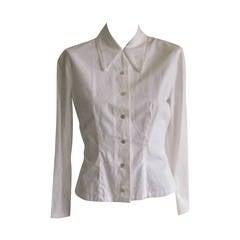 Dries Van Noten Cotton Shirt (38)