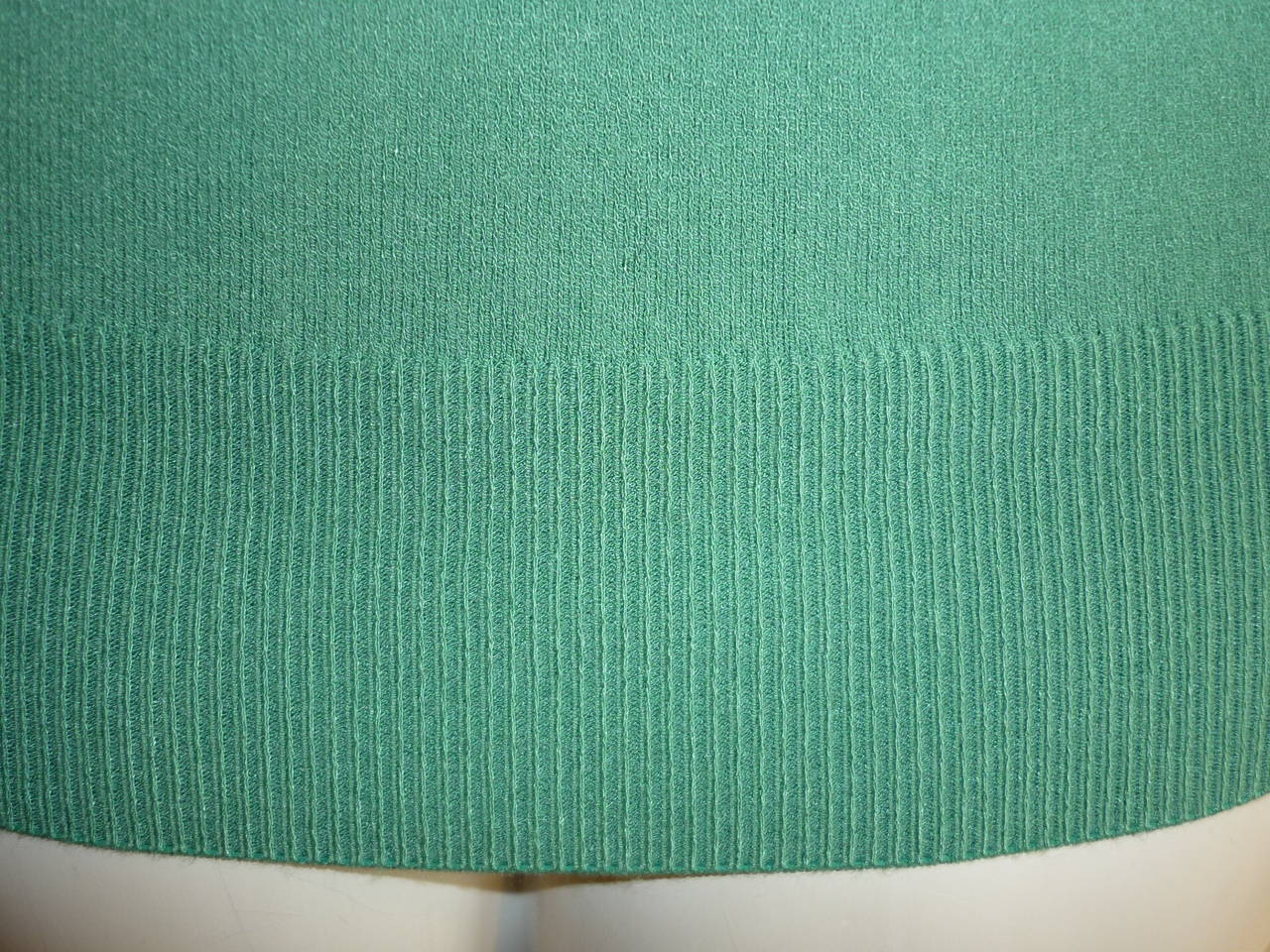 Dolce & Gabbana Soft Green Top NWT 40 ITL 6