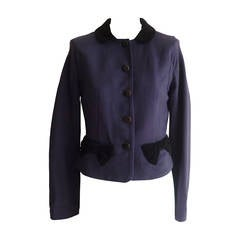 Contemporary Marc Jacobs Jacket with a 1940s Flair