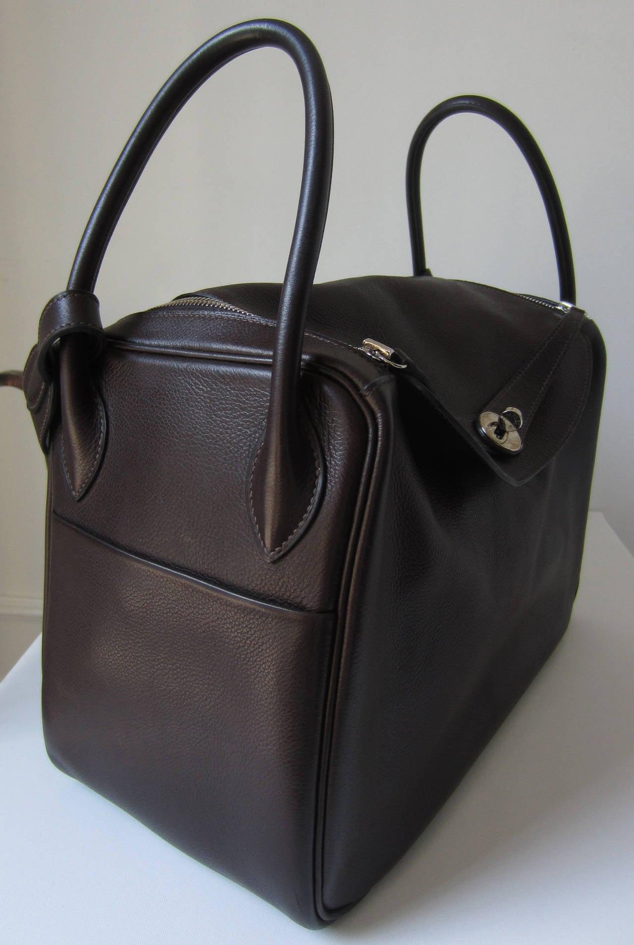 hermes constance bag - Hermes Lindy 30 Clemence For Sale at 1stdibs