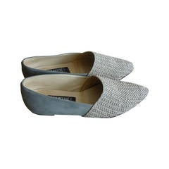 Marithe Francois Girbaud two-tone shoes 37.5