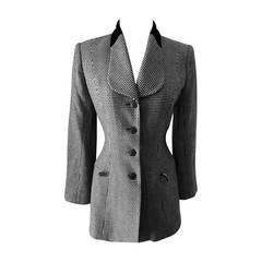 Hermes Equestrian Style Jacket 38