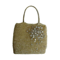 Anteprima Wire Bag With Crystal Applique