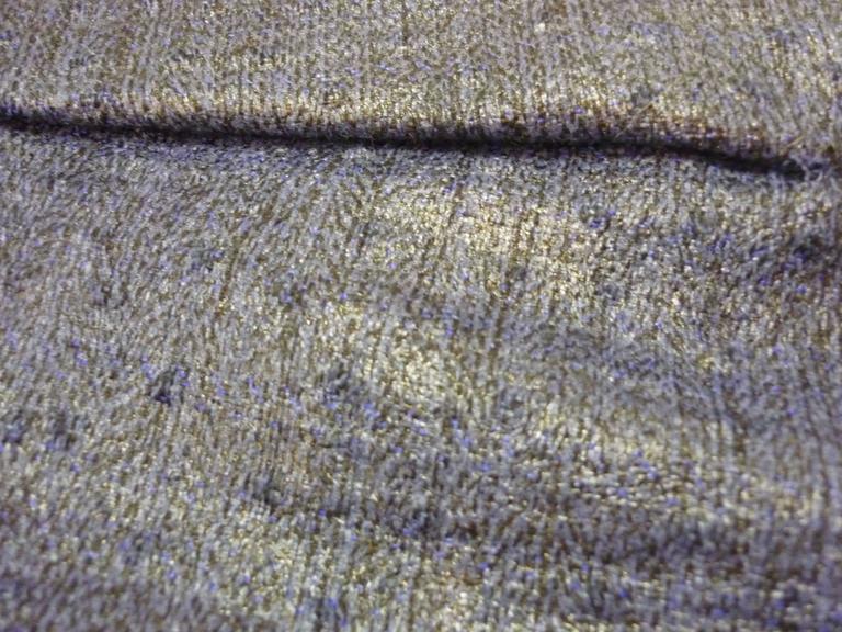 Douglas Hannant Tussah Silk Tunic/Mini Dress (2) For Sale 2