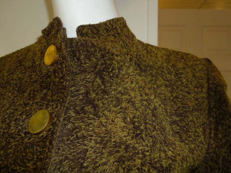 Women's Givenchy Vintage Pigskin Jacket  For Sale