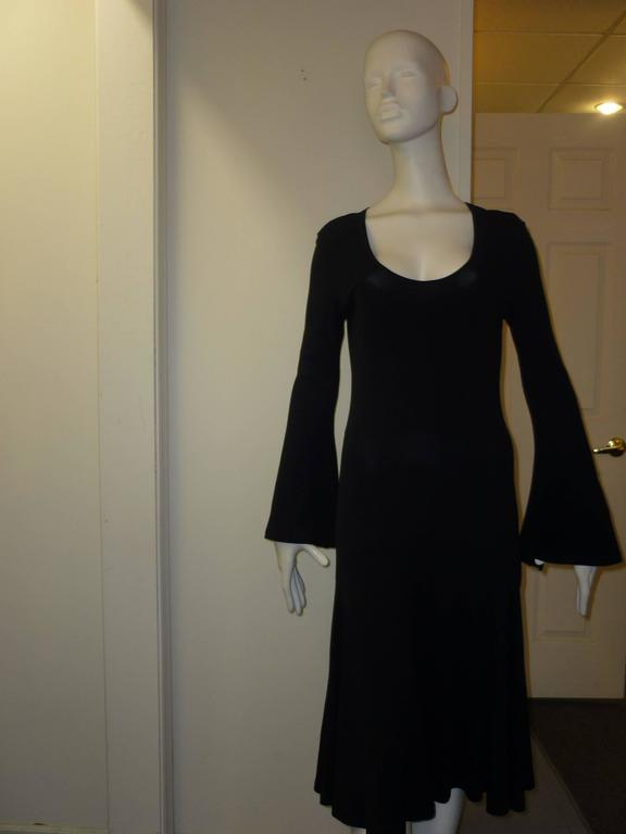 2000s Michael Kors Black Dress (8) 2