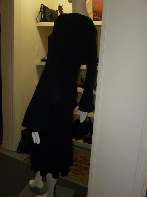2000s Michael Kors Black Dress (8) 5