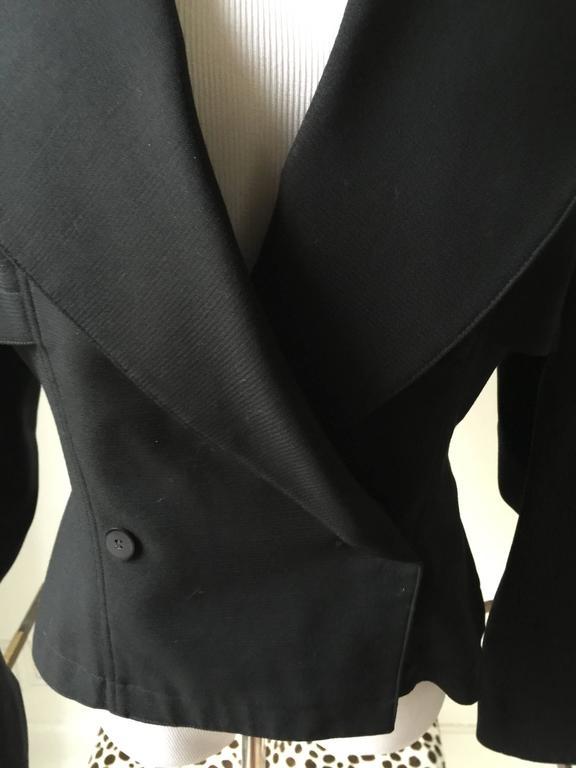 Vintage Azzedine Alaia Short Jacket  SZ.12 3