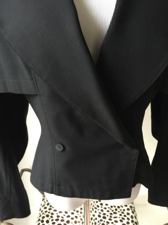 Vintage Azzedine Alaia Short Jacket  SZ.12 4