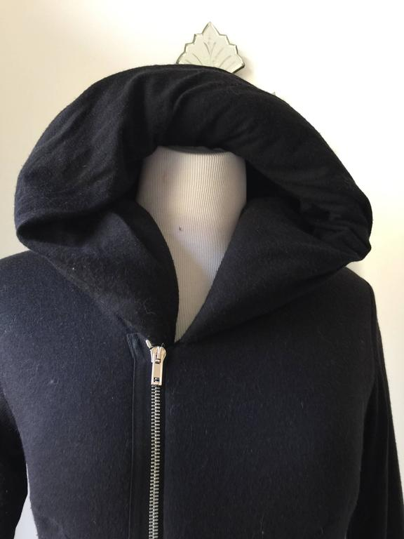 Rick Owens Lilies Hooded Padded Hooded Top IT.42 2