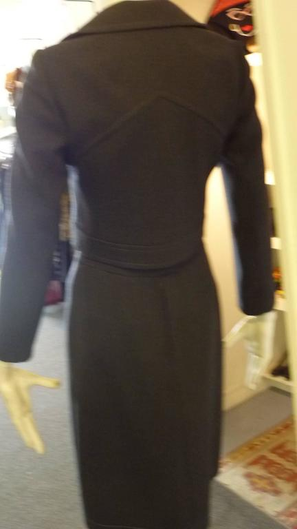 Museum Quality 1960s Grey Wool Suit from the Master of Mod (S) 2