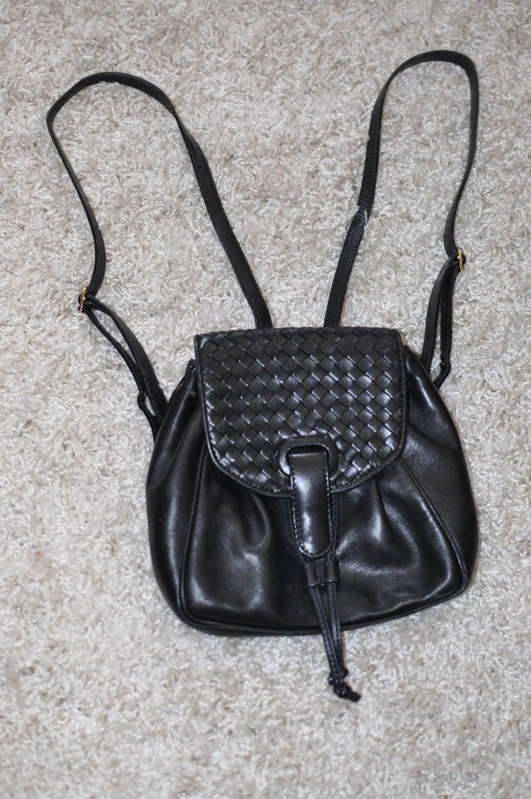 a71ff53a589b Black Vintage Mini Backpack- Fenix Toulouse Handball