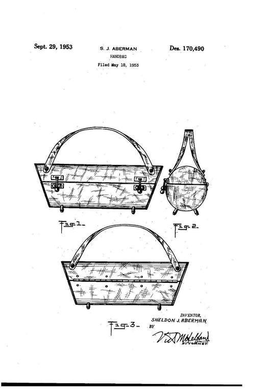 "MYLES OF MIAMI 1953 ""Shooner"" Gunmetal Gray Lucite Lamoplex Cylinder Box Purse 7"