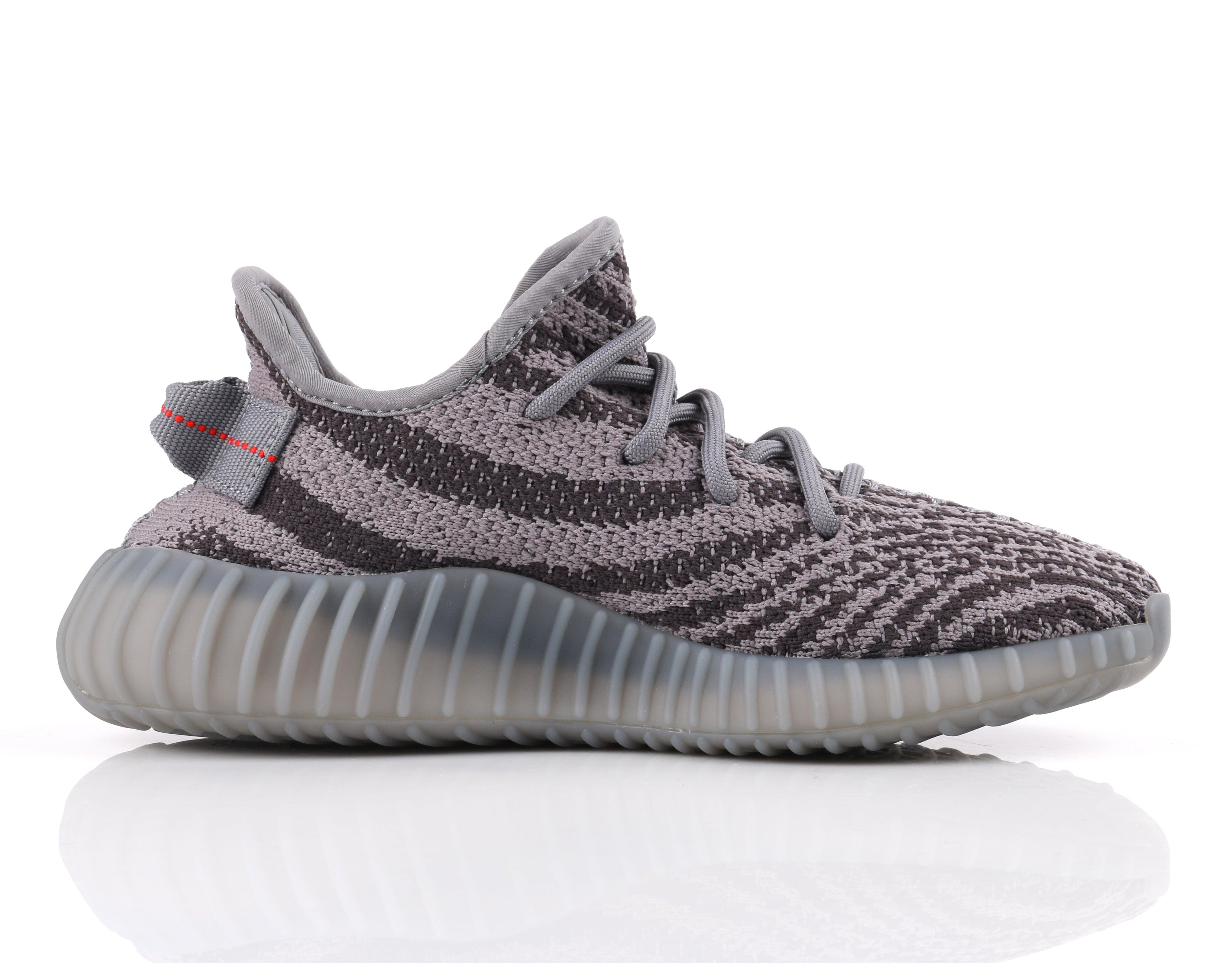 V2 350 Kanye C West 2017 Knit Yeezy Adidas Boost Beluga 2 Gray 0 Ybf76gy