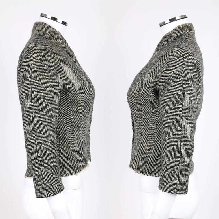 HUBERT DE GIVENCHY c.1952 Haute Couture Number