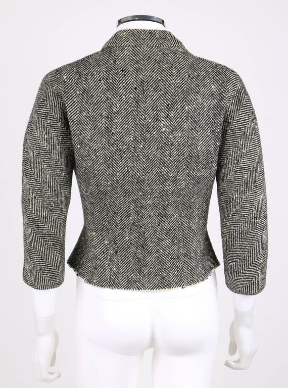 Women's HUBERT DE GIVENCHY c.1952 Haute Couture Number