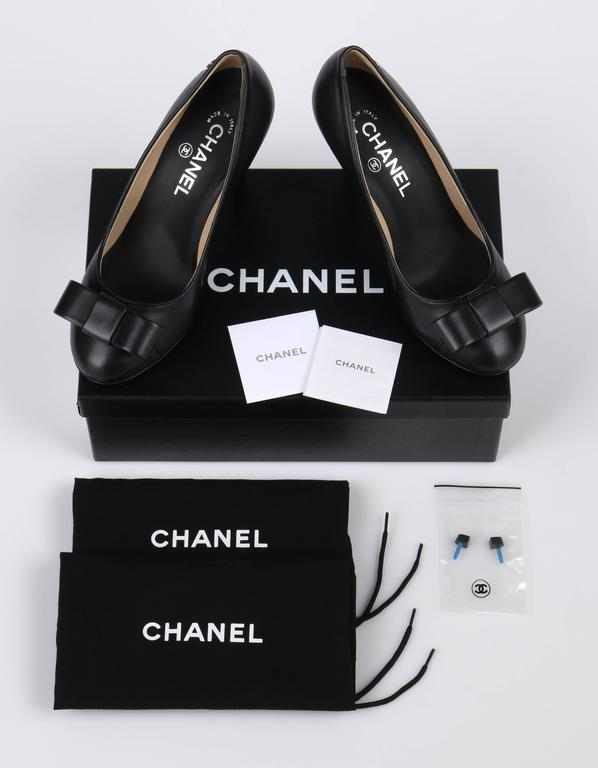 Chanel Leather Shoes Care