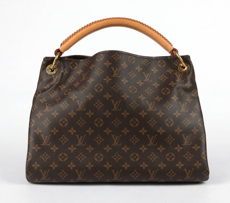 Louis Vuitton Monogram Coated Canvas